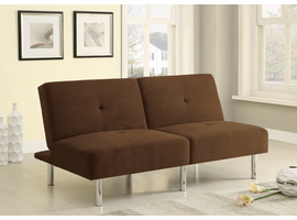 Coaster Furniture - 300207 - SOFA BED (CHOCOLATE)