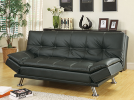 Coaster Furniture - 300281 - SOFA BED (BLACK)