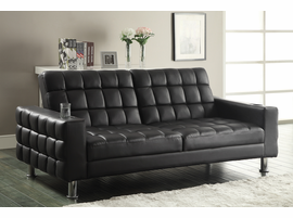 Coaster Furniture - 300294 - SOFA BED (DARK BROWN)