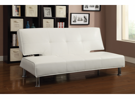 Coaster Furniture - 300296 - SOFA BED (WHITE)