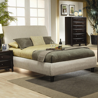 Coaster Furniture 300369KE - Phoenix Eastern King Size Bed (Deep Cappuccino)