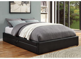 Coaster Furniture - 300386Q - QUEEN BED (BLACK)