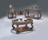 Coaster Furniture 3891 - End Table (Antique Brown)