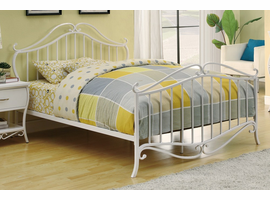 Coaster Furniture - 400521F - FULL SIZE BED (WHITE)