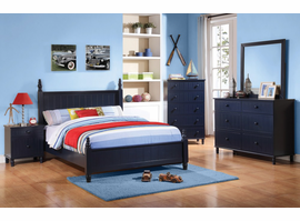Coaster Furniture - 400691F - FULL SIZE BED (NAVY)