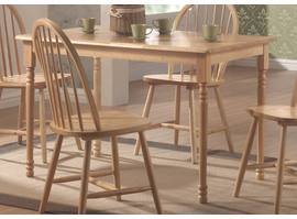 Coaster Furniture 4347 - Table (Natural)
