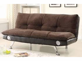 Coaster Furniture - 500047 - SOFA BED (BROWN)