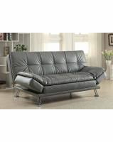 Coaster Furniture - 500096 - SOFA BED (GREY)