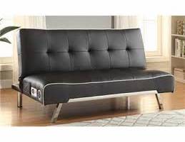 Coaster Furniture - 500139 - BLUETOOTH SOFA BED (BLACK)