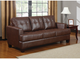 Coaster Furniture 504070 - Samuel Sleeper (Dark Brown)