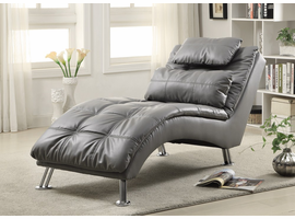 Coaster Furniture - 550029 - CHAISE (GREY)
