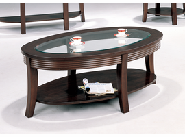 Coaster Furniture 5525 - Coffee Table (Cappuccino)