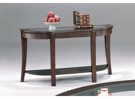 Coaster Furniture 5526 - Sofa Table (Cappuccino)