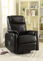 Coaster Furniture - 600042 - SWIVEL GLIDER RECLINER (BROWN)