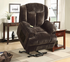 Coaster Furniture 600173 - Power Lift Recliner (Chocolate)