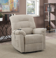 Coaster Furniture - 600399 - POWER LIFT RECLINER (TAUPE)