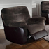 Coaster Furniture 601083 - Elaina Glider Recliner (Chocolate/Brown)
