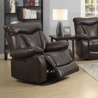 Coaster Furniture - 601713P - POWER RECLINER (DARK BROWN)