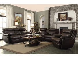 Coaster Furniture - 601813 - GLIDER RECLINER (COCOA BEAN)