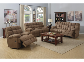 Coaster Furniture - 601943 - GLIDER RECLINER (MOCHA)
