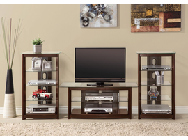 Coaster Furniture - 700322 - MEDIA TOWER (BROWN)