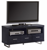 Coaster Furniture 700644 - TV Console (Black)