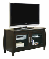 Coaster Furniture 700647 - TV Console (Cappuccino)