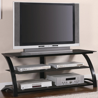 Coaster Furniture 700664 - TV Console (Black)
