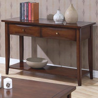 Coaster Furniture 700959 - Sofa Table (Walnut)
