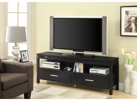 Coaster Furniture - 701970 - TV CONSOLE (BLACK)