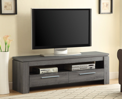 Coaster Furniture - 701979 - TV CONSOLE (WEATHERED GREY)