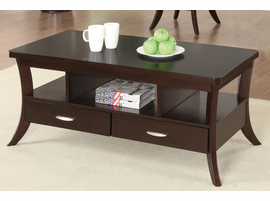 Coaster Furniture - 702508 - COFFEE TABLE (ESPRESSO)