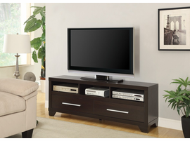 Coaster Furniture - 703301 - TV STAND (CAPPUCCINO)
