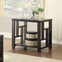 Coaster Furniture - 703537 - END TABLE (CAPPUCCINO)