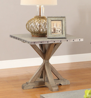 Coaster Furniture - 703747 - END TABLE (DRIFTWOOD)
