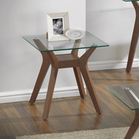 Coaster Furniture - 704167 - END TABLE (NUTMEG)