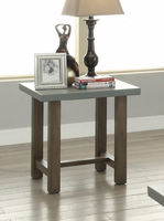 Coaster Furniture - 704247 - END TABLE (DRIFTWOOD)