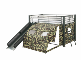 Coaster Furniture 7470 - Bunk Bed (Camouflage)