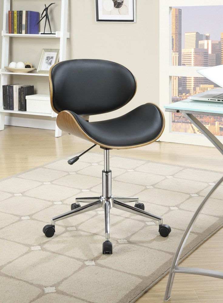 Coaster Furniture 800614 Office Chair Black
