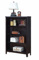 Coaster Furniture - 801196 - BOOKCASE (DARK BROWN)