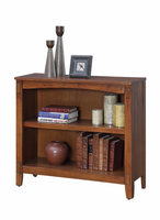 Coaster Furniture - 801205 - BOOKCASE (RED BROWN)