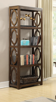 Coaster Furniture - 801213 - BOOKCASE (CHESTNUT)