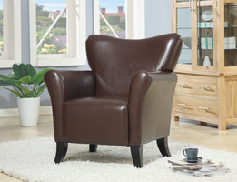 Coaster Furniture 900254 - Accent Chair (Brown)