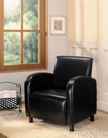 Coaster Furniture 900334 - Accent Chair (Dark Brown)