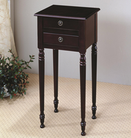 Coaster Furniture 900933 - Accent Table (Cherry)