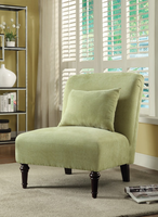 Coaster Furniture - 902020 - ACCENT CHAIR (GREEN)