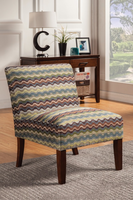 Coaster Furniture - 902029 - ACCENT CHAIR (MULTI-COLOR)