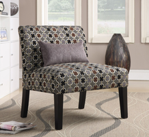 Coaster Furniture - 902234 - ACCENT CHAIR (GREY)