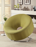 Coaster Furniture - 902253 - ACCENT CHAIR (GREEN)