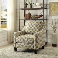 Coaster Furniture - 902428 - ACCENT CHAIR (YELLOW)
